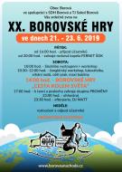 Borovské hry 2019  1