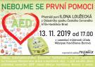 Nebojme se první pomoci (AED) 1