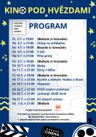 Kino a kultura na léto v Havlíčkově Brodě  1