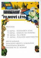 Filmové léto v Borové 1