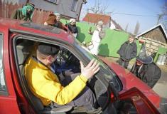 Masopustní průvod (26. 2. 2011)